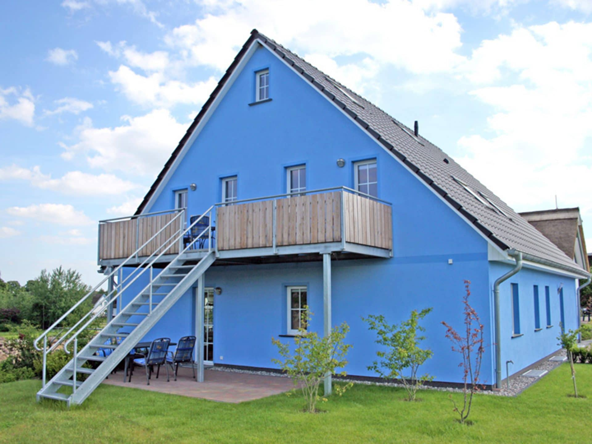 Blu Hus in Freest